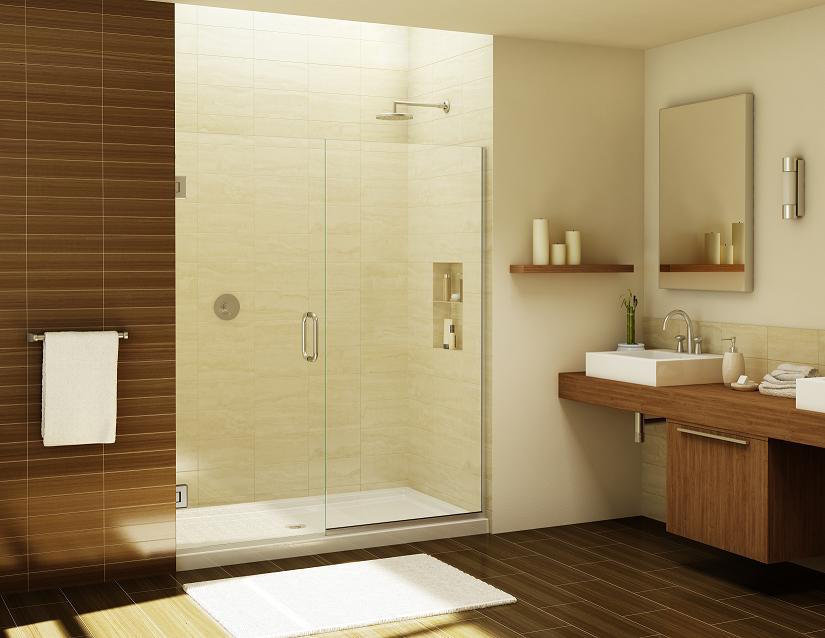 Hinged and Pivot Shower Doors
